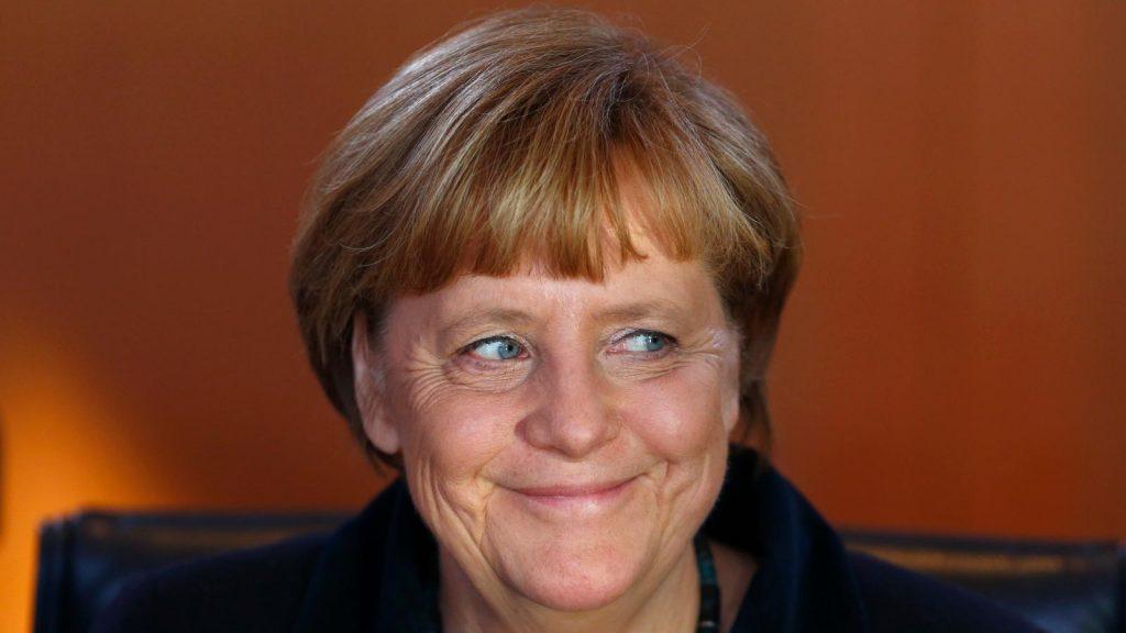 Angela Merkel, Chancellor of Germany, IQ of 179